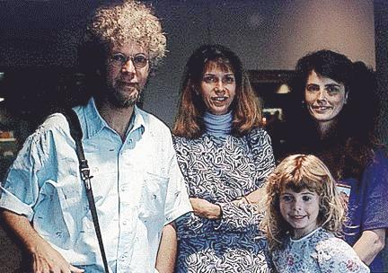 Mark with family